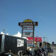 Photo taken at Hooper's Crab House by Anne M. on 9/14/2012