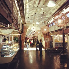 Photo taken at Chelsea Market by David F. on 4/8/2013