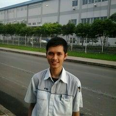 Photo taken at Kawasan Industri MM2100 by Wisnu Y. on 1/26/2013
