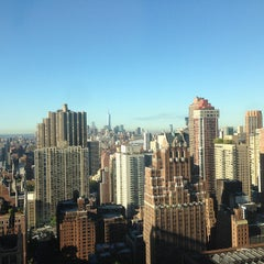 Photo taken at ONE UN New York by Chris H. on 9/15/2014