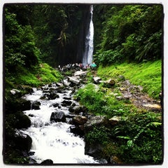 Photo taken at Kebun Raya Taman Wisata Cibodas by Dewi G. on 12/27/2012