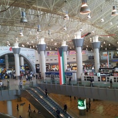 Photo taken at Kuwait International Airport (KWI) by Ali S. on 2/12/2013