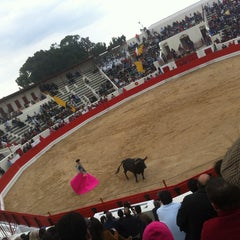 Photo taken at Estadio Alcochete by Jennyfer P. on 5/1/2013