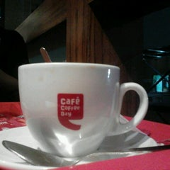 Photo taken at Cafe Coffee Day by Sayak S. on 2/1/2013