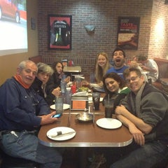 Photo taken at George's Pizza & Gyros by Ashley M. on 3/23/2013
