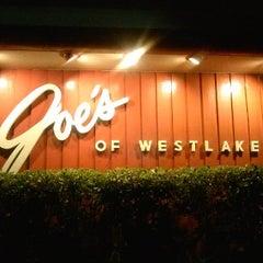 Photo taken at Joe's of Westlake by Mimi S. on 6/24/2013