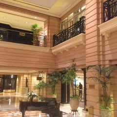 Photo taken at Hotel InterContinental Buenos Aires by Hec T. on 1/20/2013