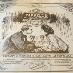 Photo taken at Farrell's Ice Cream Parlour by Rosa S. on 7/15/2013