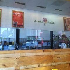 Photo taken at Jamba Juice by Nicholas H. on 2/27/2013