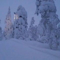 Photo taken at Levi Ski Resort by Кипяткова Ю. on 2/4/2013