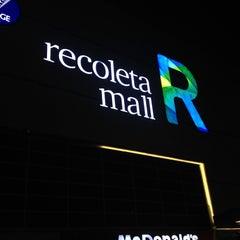 Photo taken at Recoleta Mall by Tomas M. on 5/12/2013