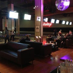 Photo taken at Grand Central Restaurant & Bowling Lounge by Brett P. on 1/21/2013
