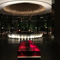 Photo taken at Parkyard Hotel Shanghai by iichun on 7/31/2015