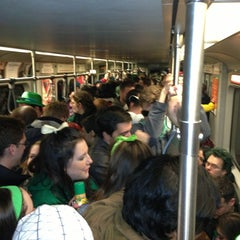 Photo taken at MBTA Red Line by Rob R. on 3/20/2013
