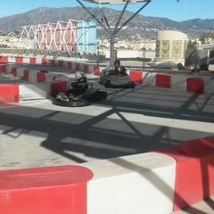 Photo taken at Karting Experience by Toni T. on 1/15/2014