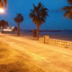 Photo taken at Sun Beach by Ivan B. on 11/22/2013