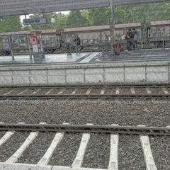 Photo taken at Speyer Hauptbahnhof by Steff on 5/9/2014