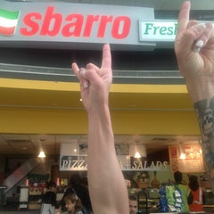 Photo taken at Sbarro by Daniele R. on 5/2/2014