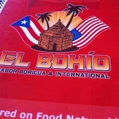 Photo taken at El Bohio by Ernesto A. on 5/23/2013
