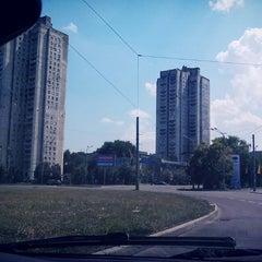 Photo taken at Площа Перемоги / Peremogy square by Екатерина К. on 7/8/2013