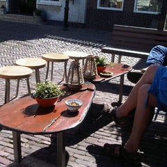 Photo taken at Cafe 't Zwaantje by Ruud K. on 7/29/2013