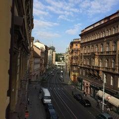 Photo taken at Hotel Manes by Anadi S. on 5/13/2015