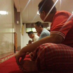 Photo taken at Masjid Al Murosalah by Aditia A. P. on 7/9/2013