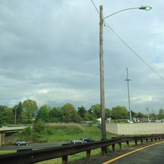 Photo taken at Garden State Parkway -- Saddlebrook by Kathleene C. on 5/9/2013