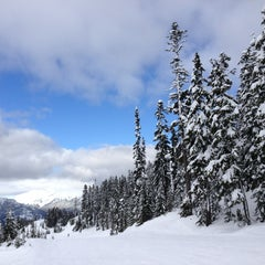 Photo taken at Whistler Blackcomb Mountains by Kathy L. on 3/8/2013