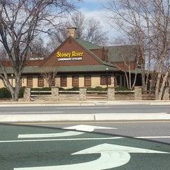 Photo taken at Stoney River Legendary Steaks by Rose K. on 3/10/2013
