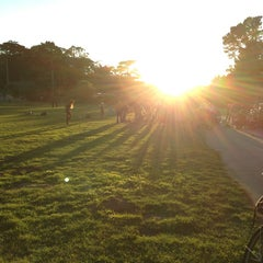 Photo taken at Hippie Hill by Tobias K. on 1/13/2013