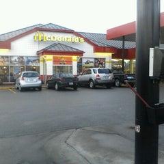 Photo taken at McDonald's by Tim H. on 1/28/2013