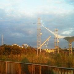 Photo taken at Sunset Park by Alex on 7/29/2014