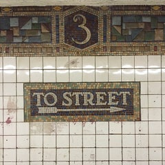 Photo taken at MTA Subway - 3rd Ave (L) by Henrique N. on 6/16/2015