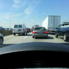 Photo taken at Dan Ryan Expressway by Blucexy on 3/22/2013