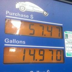 Photo taken at Exxon by Fitsum B. on 5/16/2014