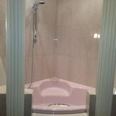 Photo taken at Hotel Royal Gliwice by Nataliya K. on 9/11/2013