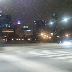 Photo taken at 18th Street Bridge by Alex G. on 10/21/2013