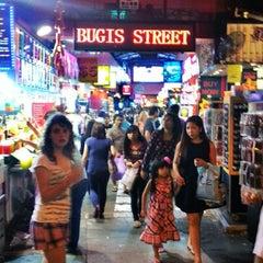 Photo taken at Bugis Street by Ryan R. on 3/4/2013