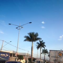 Photo taken at Avenida Guido Aliberti by Rosangela N. on 4/24/2013