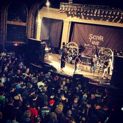 Photo taken at Newport Music Hall by Aaron B. on 8/15/2013