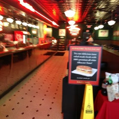 Photo taken at DiBella's Old Fashioned Submarines by Joe R. on 2/22/2013