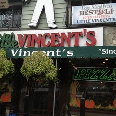 Photo taken at Little Vincent's Pizza by Chris F. on 10/8/2012