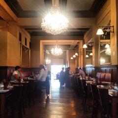 Photo taken at Pravda Café by Mary H. on 2/4/2013