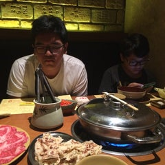 Photo taken at Yakoya by Ria R. on 1/11/2015