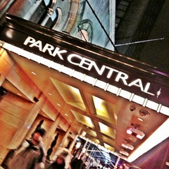 Photo taken at Park Central New York by Leo P. on 2/1/2013