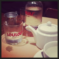 Photo taken at Loulou' Friendly Diner by Bintou S. on 6/9/2013