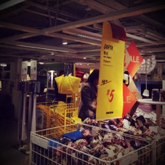 Photo taken at IKEA 宜家家居 by Kenneth L. on 1/10/2013