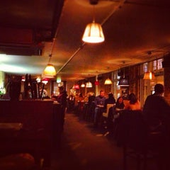 Photo taken at Bluu by Shoreditch H. on 2/13/2013