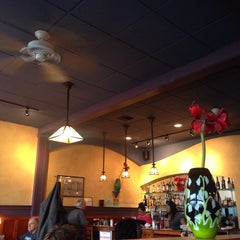Photo taken at Queen Anne Cafe by Jason B. on 1/19/2014